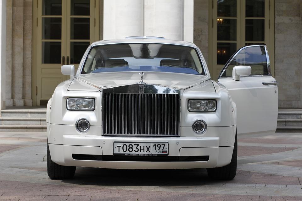 Limousine nicht nur für Reiche