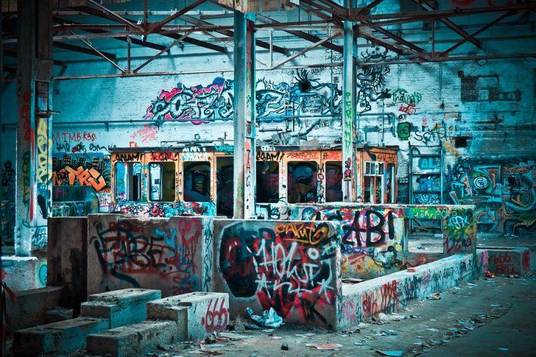 graffitireinigung
